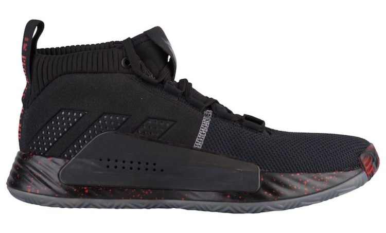 new concept ef415 6e30f The Dame 5 Signature Black with Red