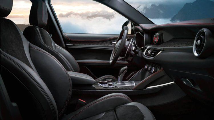 A Closer Look At The 2019 Alfa Romeo Stelvio Quadrifoglio