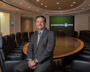 10 Things You Didn't Know about International Paper CEO Mark Sutton