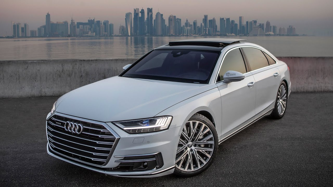 The History And Evolution Of The Audi S8