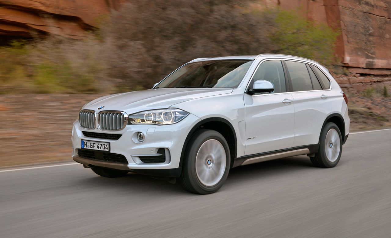 The History And Evolution Of The Bmw X5