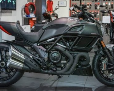10 Things You Didn't Know about the Ducati Diavel