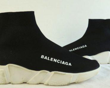 How Balenciaga Became a Big Name in Sneakers