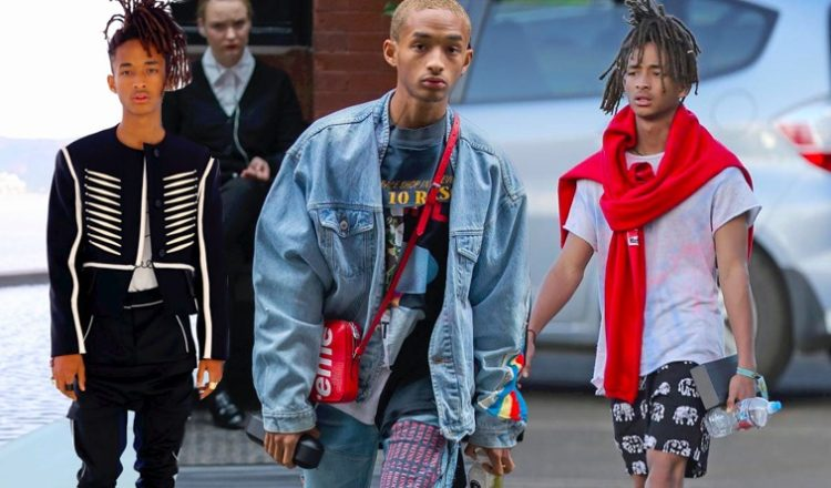 How Jaden Smith Became An Icon In The Fashion World
