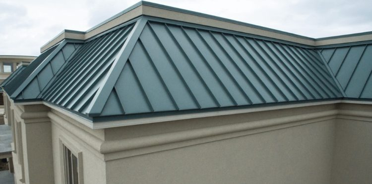 average cost to install a new metal roof