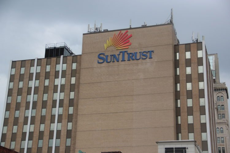 suntrust bank melbourne fl