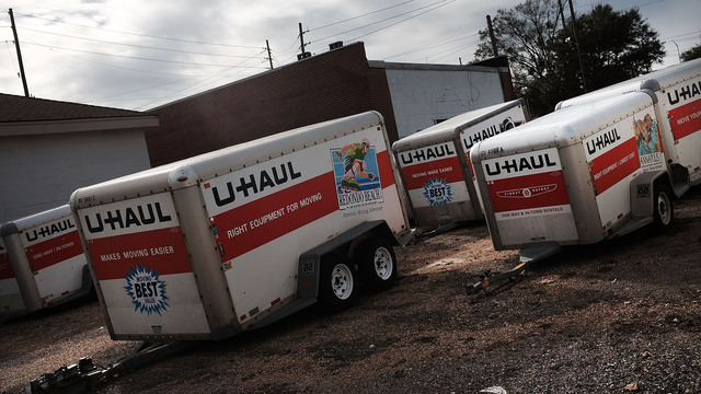 18 Things You Didn't Know About U-Haul