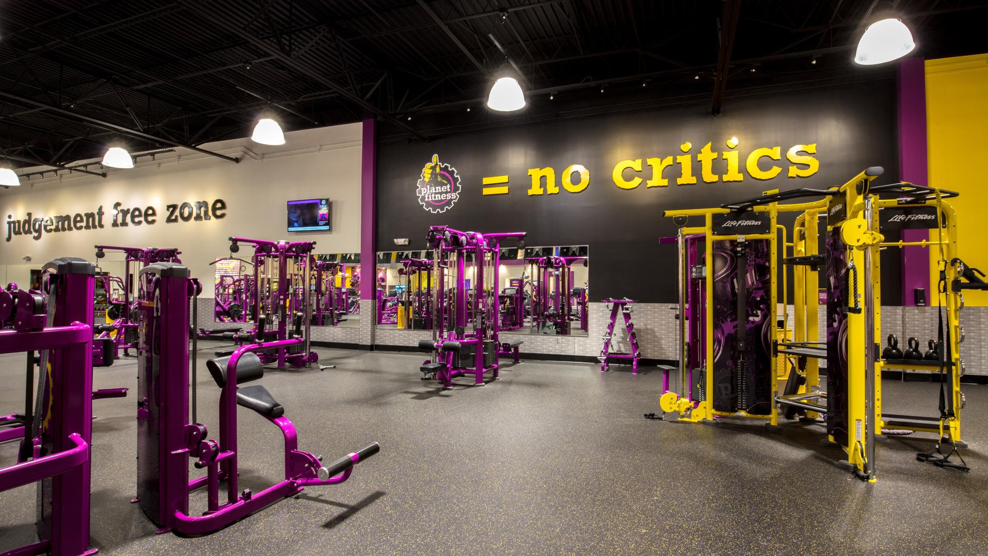 20 Things You Didn T Know About Planet Fitness