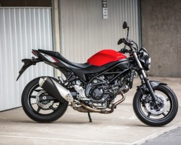 10 Things You Didn't Know About the Suzuki SV650