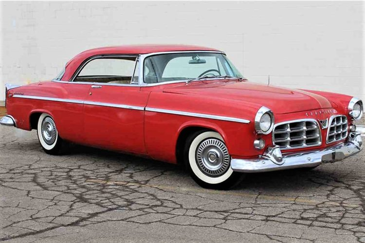 Chrysler 300s Were Manufactured For 24 Model Years Starting In 1955 When The 300 Was First Introduced It Country S Top Production