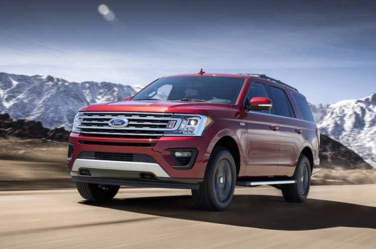 The Expedition Is Gest Suv That Curly Being Offered By Ford However F 250 Based Excursion Might Occupy Position In Near