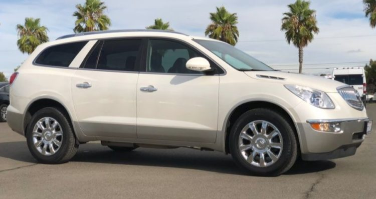 Buick Enclave Seating Capacity >> The History and Evolution of the Buick Enclave