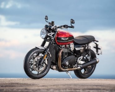 A Closer Look at The 2019 Triumph Speed Twin