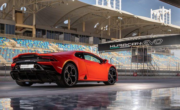 A Closer Look At The 2020 Lamborghini Huracan Evo