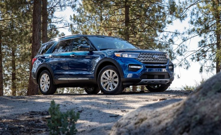 A Closer Look at the 2020 Ford Explorer