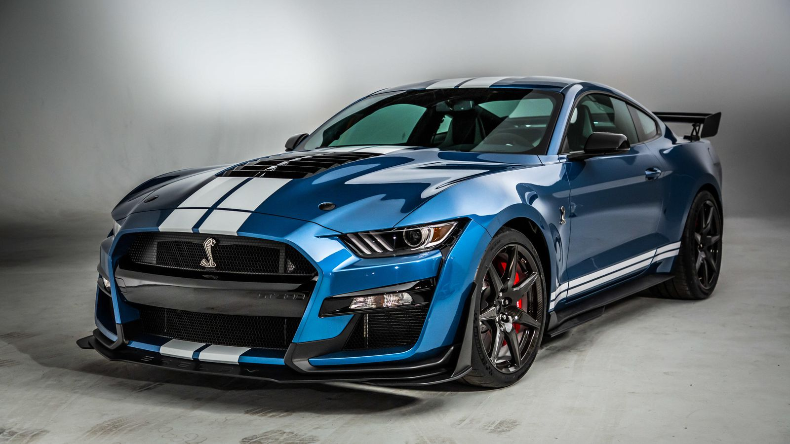 A closer look at the 2020 ford mustang shelby gt500