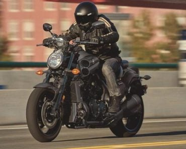 10 Things You Didn't Know About the Yamaha VMAX