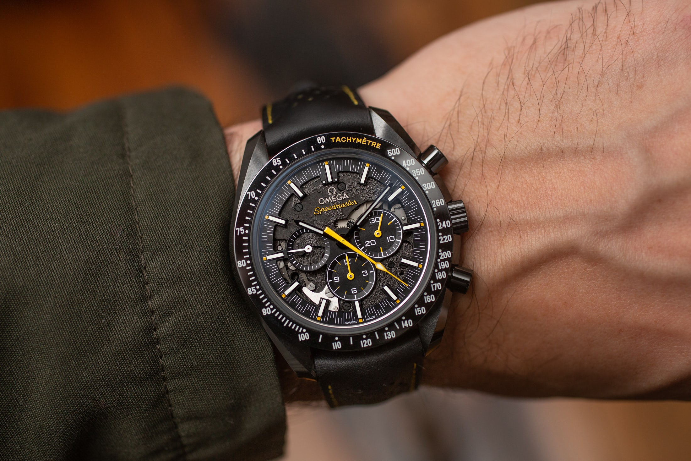 A Closer Look At The Omega Speedmaster Moonwatch Apollo 8