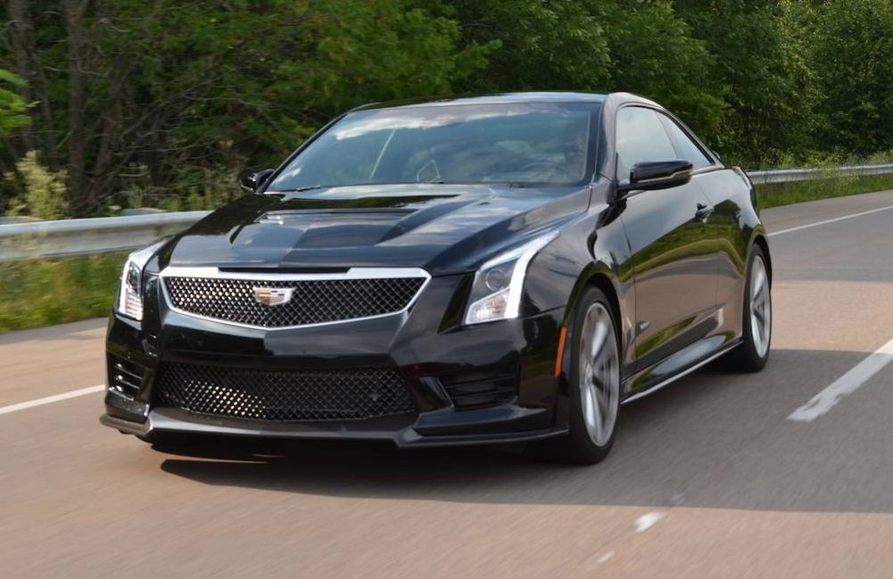 2013 Cadillac Cts Coupe >> The History and Evolution of the Cadillac ATS