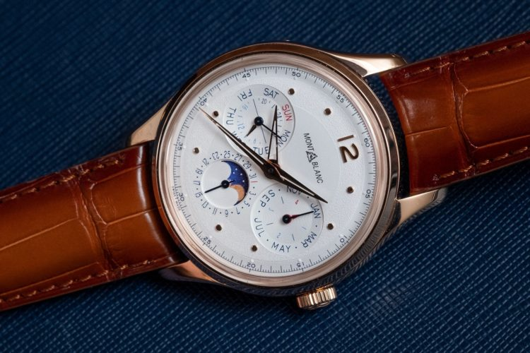 b66662a4747 A Closer Look at The Montblanc Heritage Perpetual Calendar Limited ...