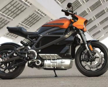A Closer Look at 2020 Harley-Davidson LiveWire Electric Motorcycle