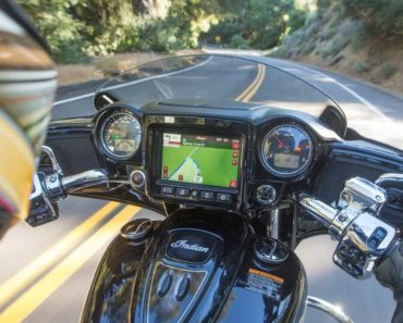 Study Finds Motorcycle Riding Decreases Stress, Increases Focus