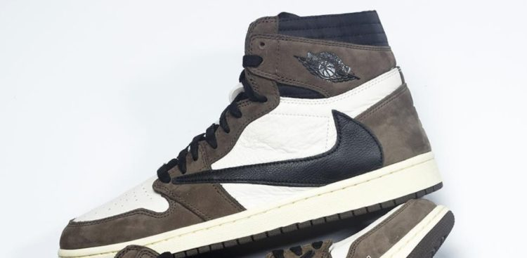 9ea2bc585fe5 A Closer Look at Travis Scott s Air Jordan 1