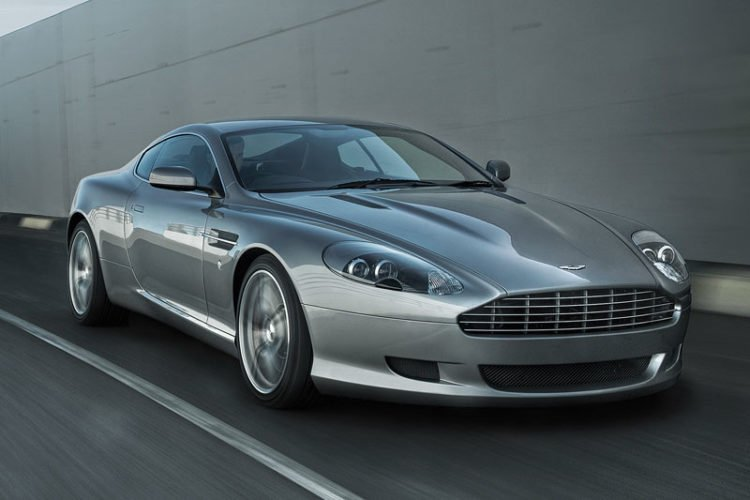 The History And Evolution Of The Aston Martin Db9