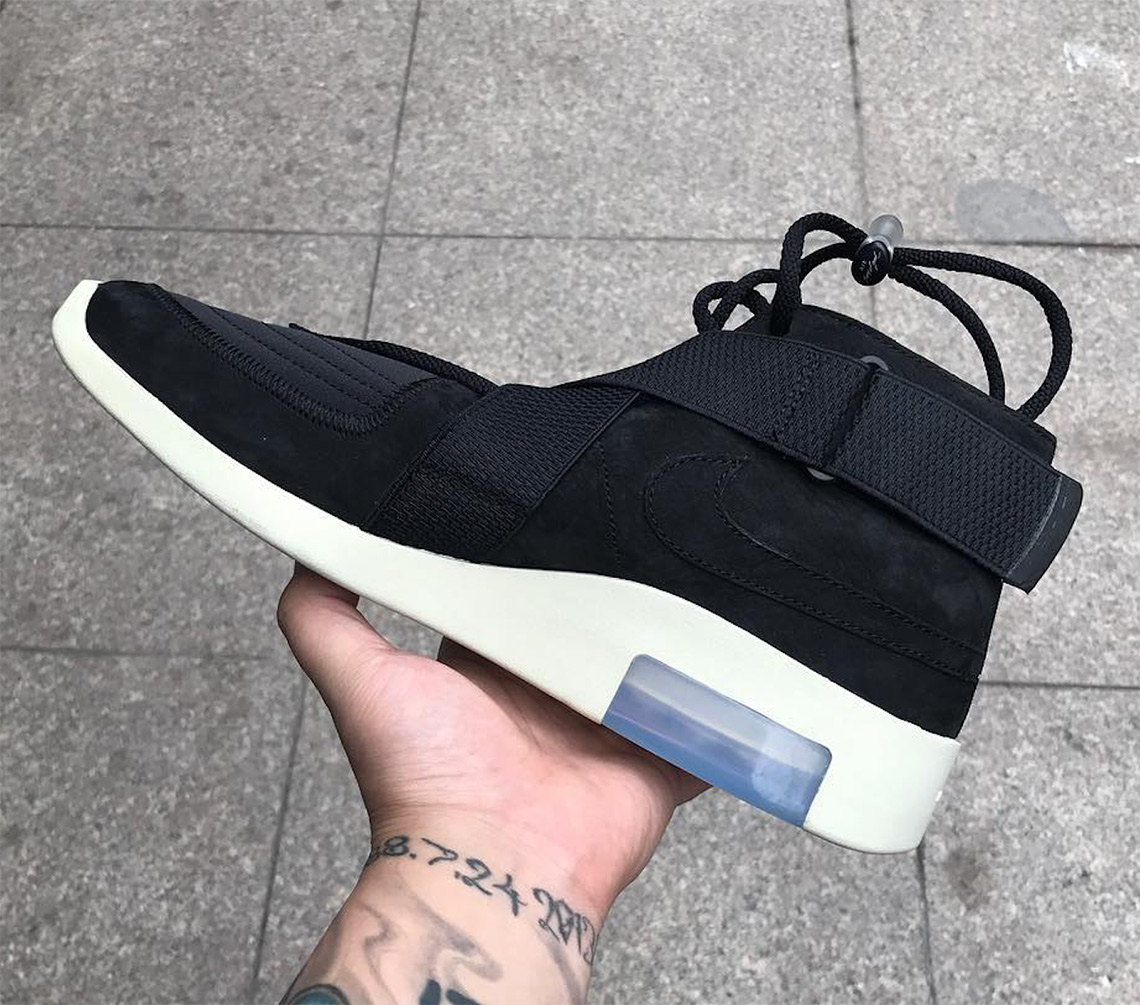 Closer Look at The Nike Air Fear of God 180