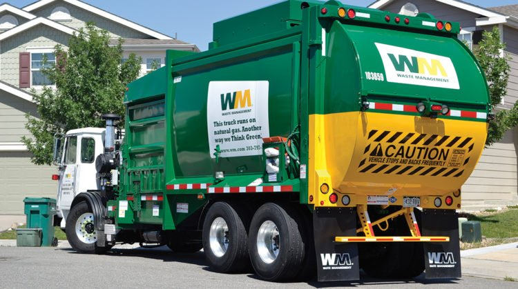 Why Waste Management is the Best Stock to Hold for the Next