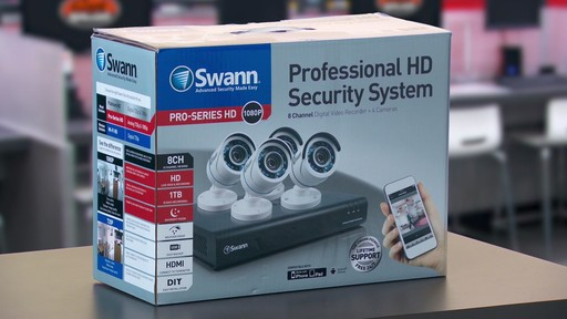 The Five Best Swann Wireless Home Security Cameras