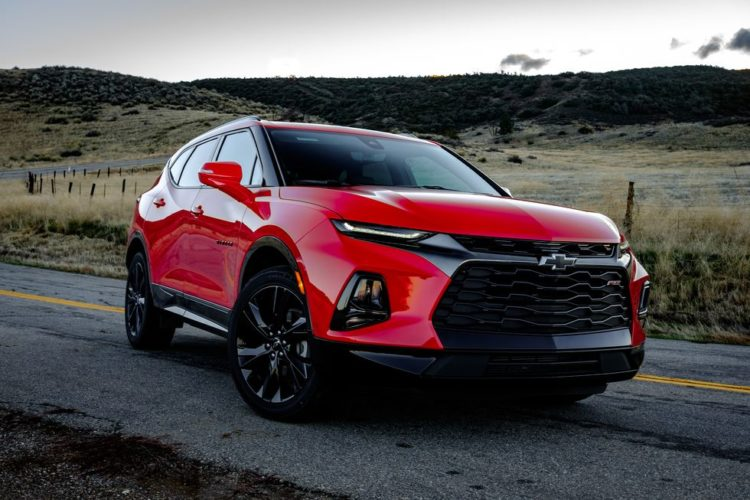promo code 6c691 8c49e A Closer Look at the 2019 Chevrolet Blazer