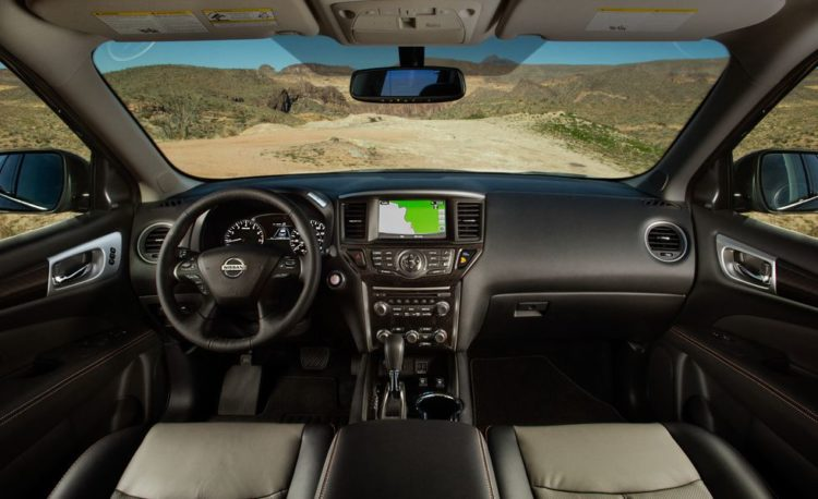 A Closer Look at The 2019 Nissan Pathfinder Rock Creek Edition