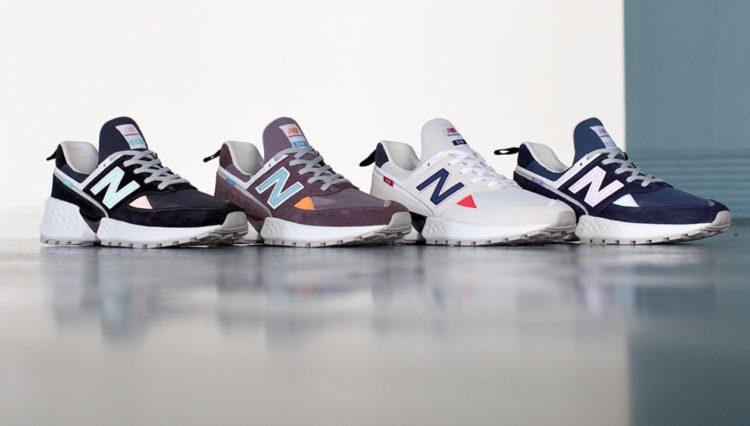 A Closer Look at the New Balance the 574 Sport v2