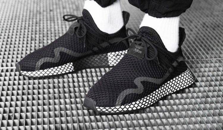 2e0a08c2 If you are looking for a cool and revolutionary new design with your next  pair of running shoes, the upcoming Deerupt S by Adidas might be just what  you are ...