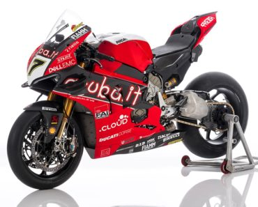 A Closer Look at the 2019 Ducati WSB Challenger