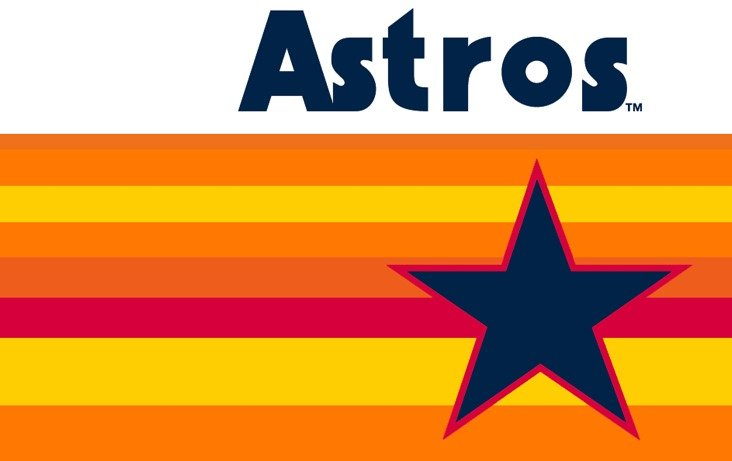 Astros Logo >> The History Of And Story Behind The Houston Astros Logo