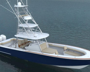 Valhalla Boatworks: A New Center-Console From Viking Yachts
