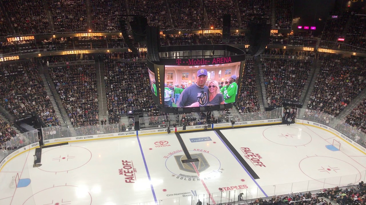 Free parking at Golden Knights games not hard to find ...