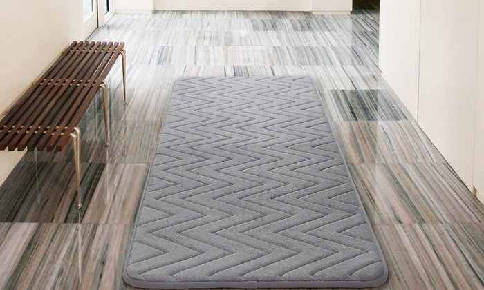 The Five Best Memory Foam Bath Mats On