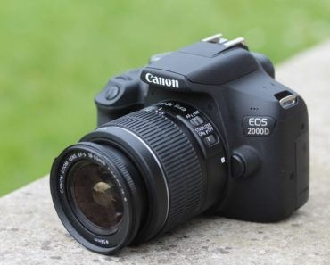The Five Best DLSR Cameras on the Market Today