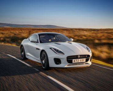 A Closer Look at the 2020 Jaguar F-type
