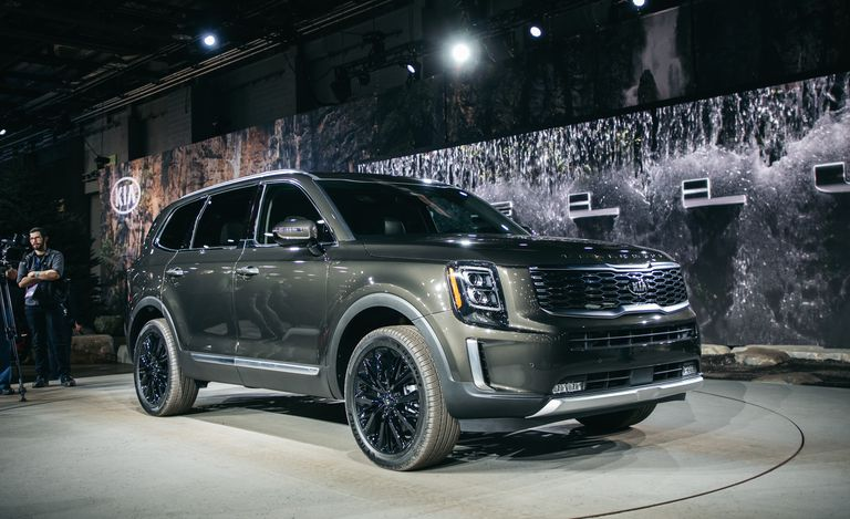A Closer Look At The 2020 Kia Telluride