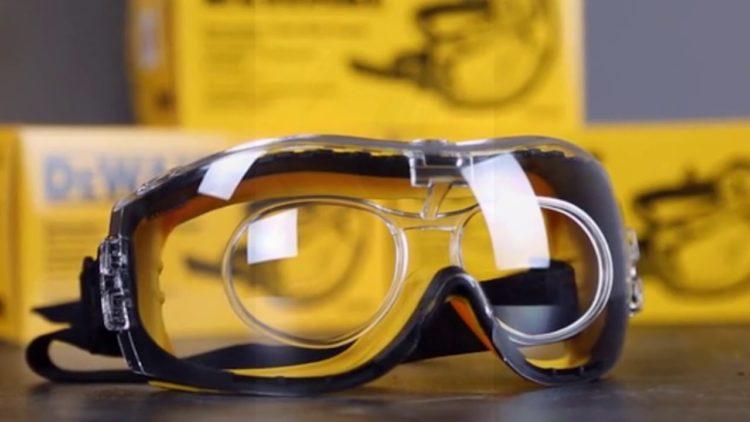 dc711e0160b DEWALT DPG82-11 DPG82-11CTR Concealer Clear Anti-Fog Dual Mold Safety Goggle