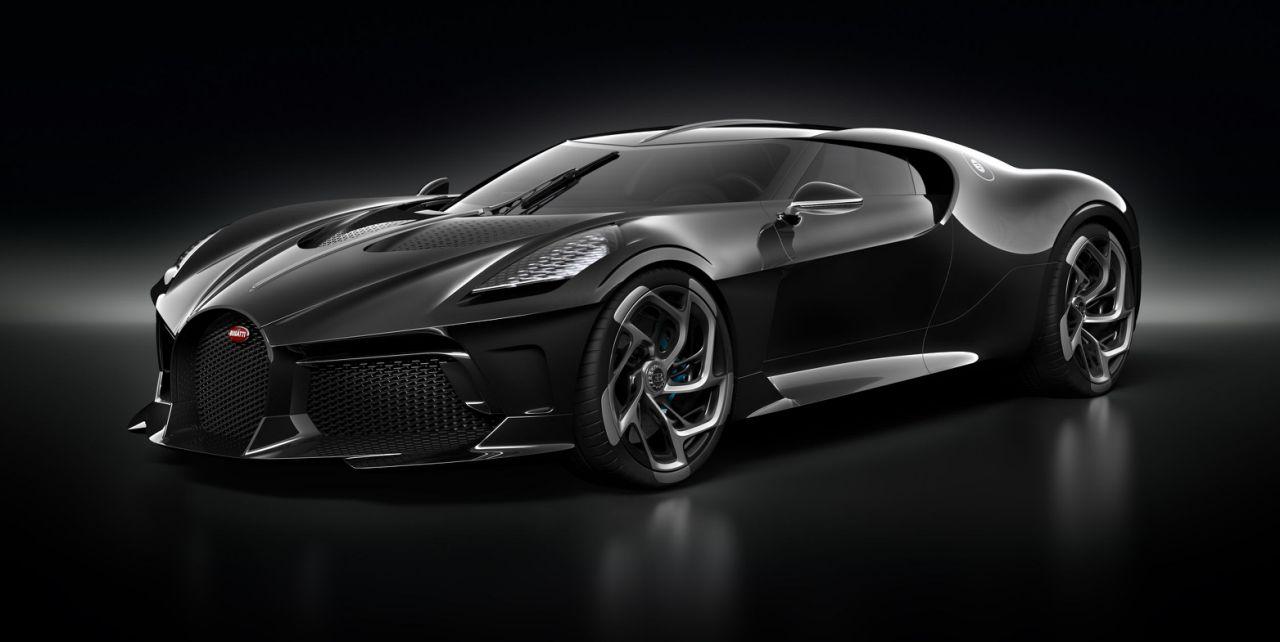 18 9 Million Bugatti Quot La Voiture Noire Quot Is The Most