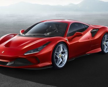 A Closer Look at The 2020 Ferrari F8 Tributo