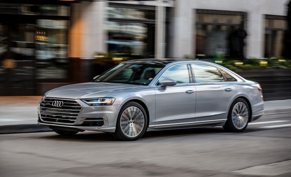 A Closer Look at the 2019 Audi A8