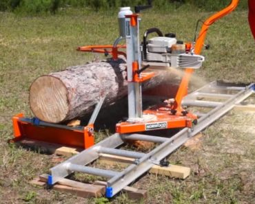 The Five Best Chainsaw Mills on the Market Today