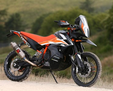 A Closer Look at the 2019 KTM 790 Adventure R