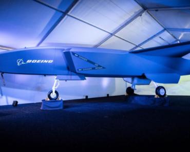 Boeing Unveils Autonomous Fighter Jet